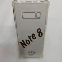 Anti Crack Case Alkrilik / Fuze Samsung Note 8