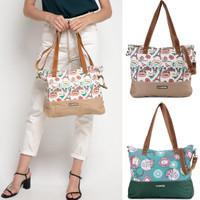 Tas Selempang Wanita Whoopees 5053 Tote Bag Branded Cantik Unik Murah