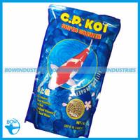 Makanan Pakan Ikan Koi Hias CP Koi Fish Food 2 mm 2mm Small 1 Kg