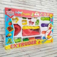 Fun Doh Extruder - Cetakan Mie Lilin FunDoh Mainan Edukasi Anak