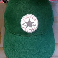 Topi Baseball Converse AllStar Hijau
