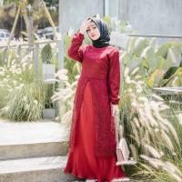 brukat hijab terbaru terlaris real pict