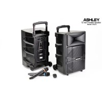 PORTABLE SOUND SYSTEM - PORTABLE PA MEETING AMPLIFIER - ASHLEY 12 INCH