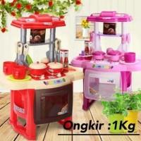 Mainan Masak Masakan Anak Kitchen Set Anak