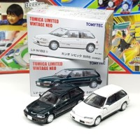 Tomica Limited Vintage Neo | Honda Civic SiR II Set | LV-N182 a & b |