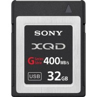 Sony 32GB XQD Format Version 2 Memory Card
