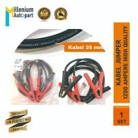 Kabel Jumper Aki 1200A Car Emergency Battery Accu Cable Jumper Jumbo