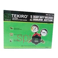 Regulator Acetylene 40 Bar Tekiro (New)