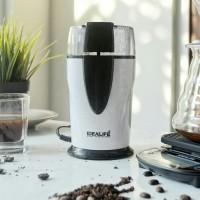 IDEALIFE Electric Coffee&Spice Grinder/Penggilingan Kopi Listrik IL-21