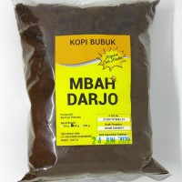 Kopi Mbah Darjo 250 gram