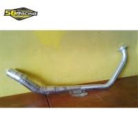 header knalpot racing motor satria f 150 r15 gsx150 byson Xabre Vixion