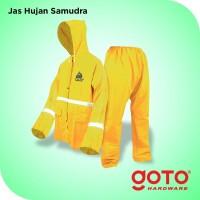 Jas hujan ASLI premium raincoat original SAMUDRA Size M,L,XL,XXL