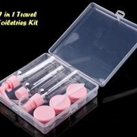 7 In 1 Travel Toiletries Kit (Cocok Untuk Traveling) Best Seller,-