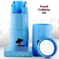 Travel Toiletries Kit (Yang Sering Traveling Wajib Punya) Best