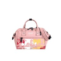 Tas Wanita Original Anello Reg Mickey Shoulder Bag - Pink