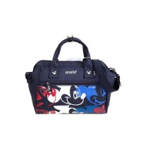 Tas Wanita Original Anello Reg Mickey Shoulder Bag - Navy