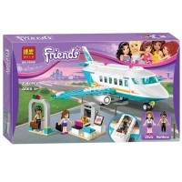 Lego Friends Pesawat Terbang Heartlake Private Jet SY 807 SY807