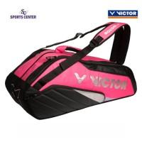 NEW COLOR !! Tas Badminton / Raket Victor BR8208/ BR 8208 QC Original