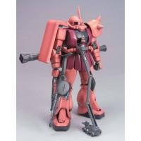 Bandai original MG master grade 1/100 Gundam Zaku II 2 char ver 2.0
