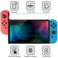 Smatree Tempered Glass Screen Protector TG for Nintendo Switch