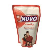 Sabun Mandi Nuvo Total Protect 450 ml / Sabun Mandi Nuvo Merah 450ml