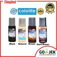 Cololite Liquid Shoe Polish / Semir Sepatu Cair 45ml