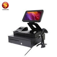 Paket Mesin Kasir POS Android I9 Free Printer+Cashdrawer dan scanner