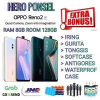 OPPO RENO 2F RAM 8/128 GB GARANSI RESMI OPPO INDONESIA