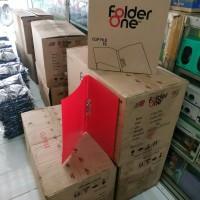 clip file folder one per kotak 2 lusin