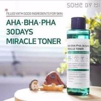 Somebymi Some by mi AHA BHA PHA 30Days Miracle toner 150ml