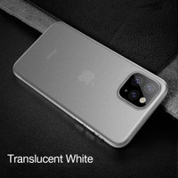 CAFELE Ultra Thin Case - iPhone 11 Pro Max iPhone 11 Pro iPhone 11 - Putih, iPhone 11