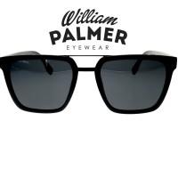 William Palmer Kacamata Hitam Sunglass Dario Blk Doff 98873 C5