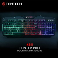 Fantech K511 Hunter Pro Keyboard Gaming Murah