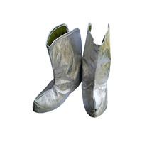Alumnized Shoe Helm Aluminium LP 0073SC Leopard / Sepatu Tahan Panas