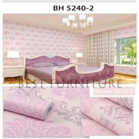 Best Wallpaper Sticker Dinding Premium Quality 45cm x 10m motif Klasik