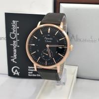 jam tangan pria Alexandre christie original AC 6545 MS