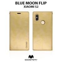 Case XIAOMI Redmi S2 GOOSPERY Blue Moon Flip Soft Case