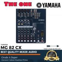 MIXER AUDIO YAMAHA MG 82 CX /MG82CX (8 CHANNEL)