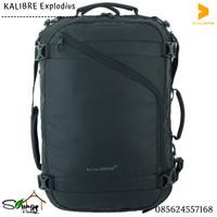 Tas Harian / Backpack Laptop Multifungsi Kalibre Explodius not Osprey