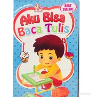 Buku Aku Bisa Baca Tulis Untuk Anak TK & Paud