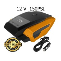 Kompresor Angin Mini Portable Real 150Psi Pompa Ban Mobil Sepeda Motor