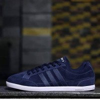 PROMO Sepatu Adidas Neo Caflaire Navy Original Made Indonesia STOCK