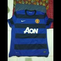 Jersey ORIGINAL Manchester United away musim 2011-2012