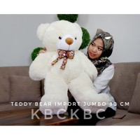 Boneka Teddy Bear Import - Ukuran Jumbo 5 Warna