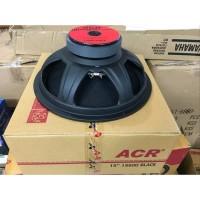 Speaker ACR 15600 BLACK. 500watt. 8 Ohm. 15 Inch original SBE