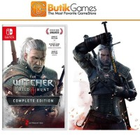 The Witcher 3 Wild Hunt Switch Nintendo Switch Complete Edition