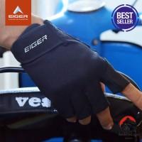 Sarung Tangan Eiger Half Finger Gloves ORIGINAL