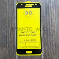 Tempered Glass Full Cover 9D SAMSUNG GALAXY J5 2015 Anti Gores Kaca