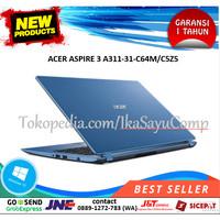 """ACER ASPIRE 3 A311-31 C64M C5Z5 (INTEL N4000 4GB 500GB 11,6"""" WIN 10)"""