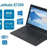 DELL LATITUDE E7250 CORE i5 5GEN 8GB 256GB Touchscreen